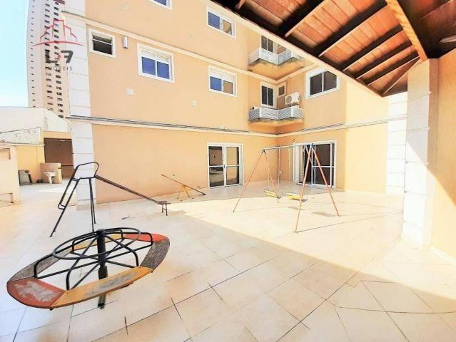 Apartamento com 3 dormitórios à venda, 107 m² por R$ 585.000,00 - Juvevê - Curitiba/PR - Foto 19