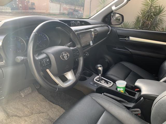 Hilux SRX 2.8 4x4 Diesel Aut. 18/18 - Foto 7