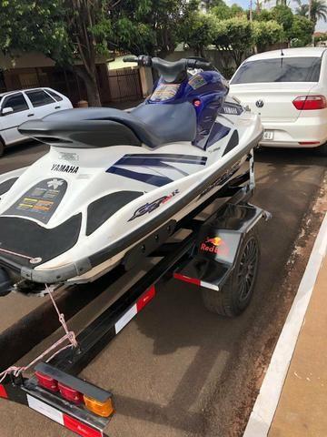 Jet-ski ski Yamaha zerado - Foto 6