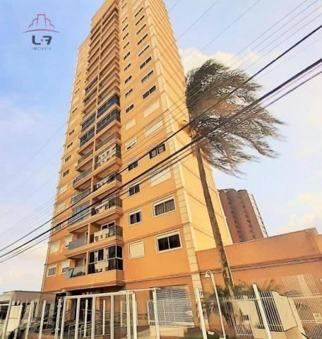 Apartamento com 3 dormitórios à venda, 107 m² por R$ 585.000,00 - Juvevê - Curitiba/PR - Foto 20