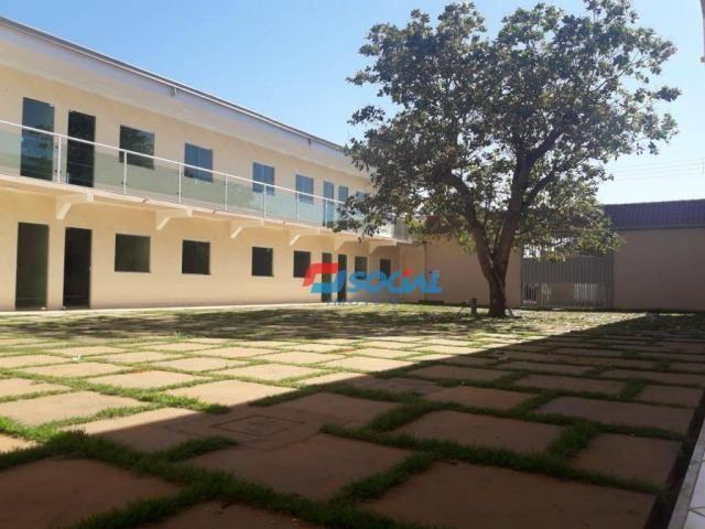 Apartamentos novos para locação, atrás da faculdade fimca. - Foto 3