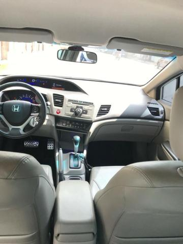 "Honda Civic LXR 2.0 ano 2014 ""Auto"" (Apenas venda) - Foto 6"