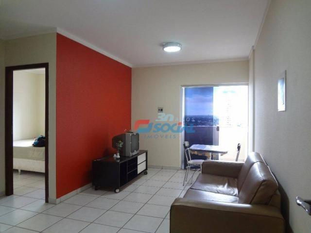 Apartamento mobiliado para locação, cond. porto velho residence service - aptº 1103 - noss - Foto 8
