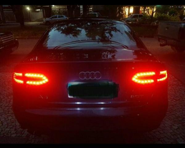 Vendo Audi A4 multitronic 2.0 tfsi bancos caramelos - Foto 6