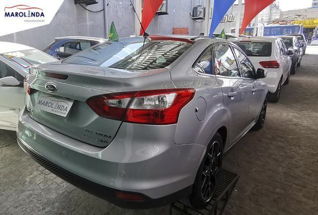 Ford Focus Titanium Plus C/Teto 2015 - Foto 4