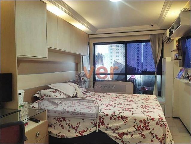 Apartamento à venda, 72 m² por R$ 380.000,00 - Engenheiro Luciano Cavalcante - Fortaleza/C - Foto 5