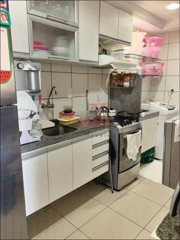 Apartamento à venda, 72 m² por R$ 380.000,00 - Engenheiro Luciano Cavalcante - Fortaleza/C - Foto 6