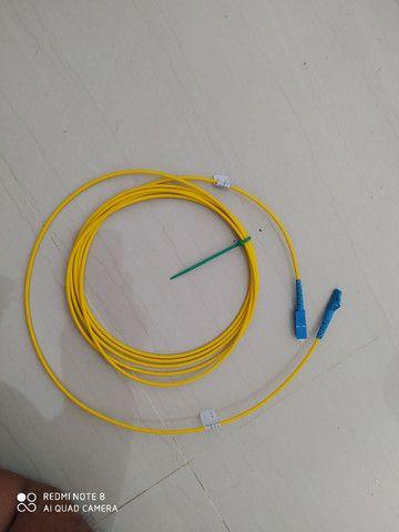 Cordão Óptico Upc/apc importado
