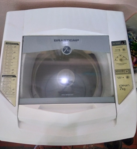 Maquina de lavar Brastemp usada - Foto 2