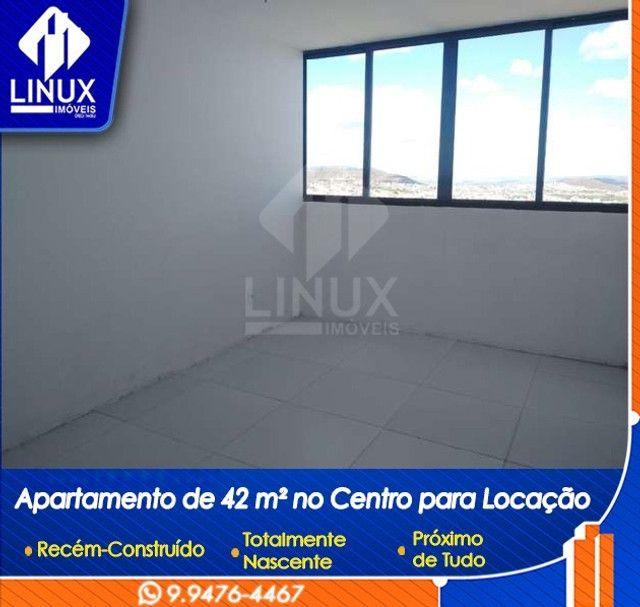 Apartamento de 1 Quarto no Centro de Caruaru p/ Locação - Foto 5