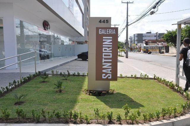 Salas e lojas comercias Galeria Santorini na Avenida Fagundes Varela!!! - Foto 3