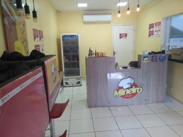Restaurante - Vendo loja completa