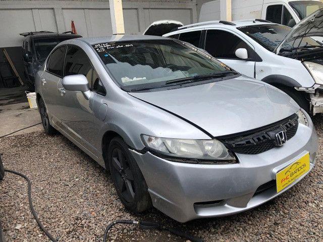 Honda Civic LXS 1.8 2009, R$22.900,00 12x no cartão - Foto 4