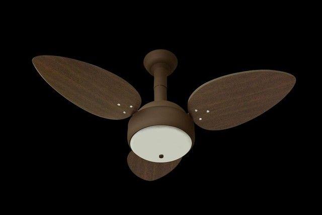 Ventilador de teto - Ventidelta Miray 3 pás - Foto 2