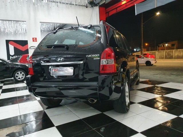 Hyundai Tucson 2.0 Flex Aut. 2014 - Foto 9