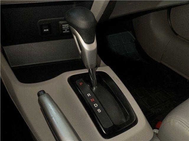 Civic EXR 2.0 Flex 16v Automático Maravilhoso! - Foto 13