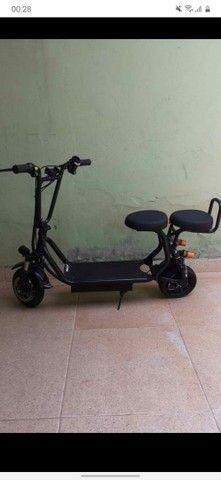 Scooter elétrica watts w3 1000w  - Foto 4