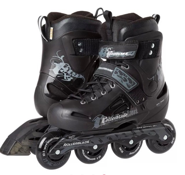 Patins Rollerblade Fusion X3 - Foto 4