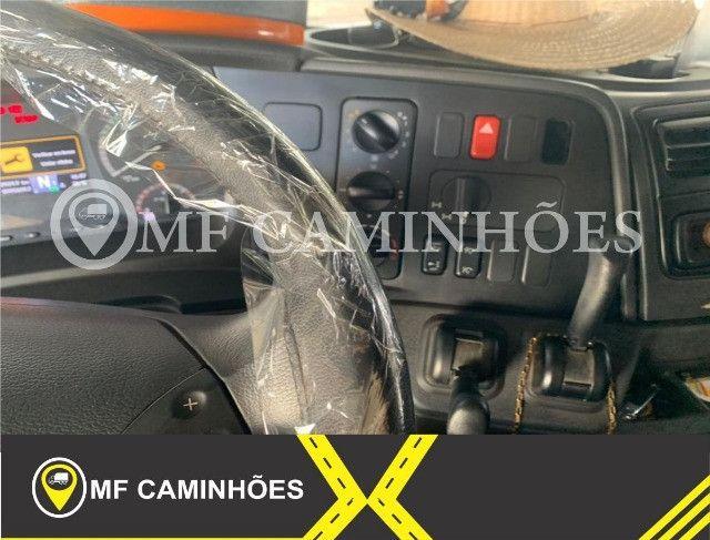 Mercedes-benz Axor 2644 6x4 2019 Teto Alto seminovo - Foto 4