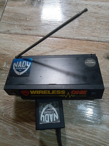 Wireless one Nady sistem guitara - Foto 5