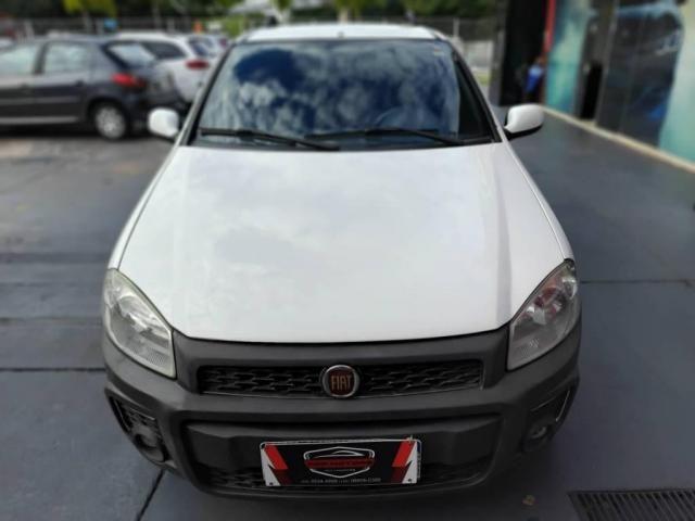 Fiat Strada WORKING 1.4 HARD 2018 - Foto 11