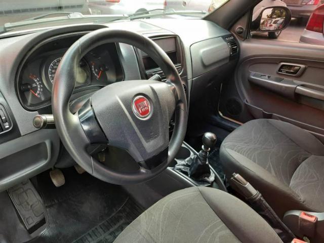 Fiat Strada WORKING 1.4 HARD 2018 - Foto 7