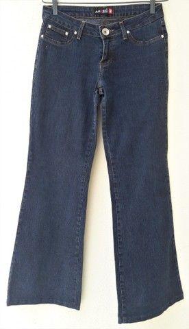 Calça Jeans Flare - Tam. 42