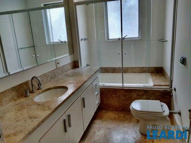 Apartamento para alugar com 4 dormitórios em Itaim bibi, São paulo cod:589366 - Foto 9