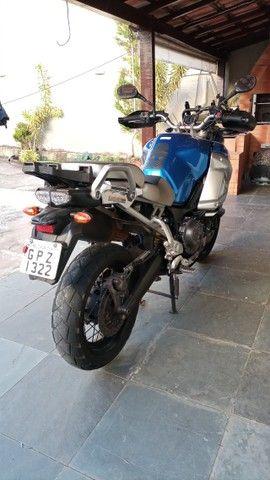 XT 1200Z - Super Ténéré 2012 - Único dono - Pneus Novos - Foto 8