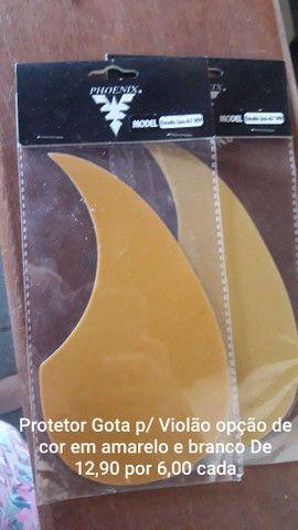 Protetor adesivo Gota p/ violão Music - Foto 2