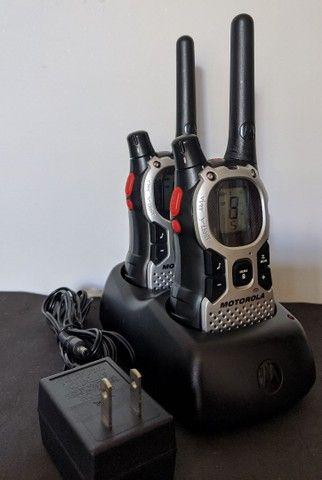 Walk-Talk Motorola MJ270BR Bidirecional Talkabout - Motorol<br><br>