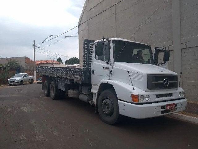 Caminhão Mb 1620 - Foto 2