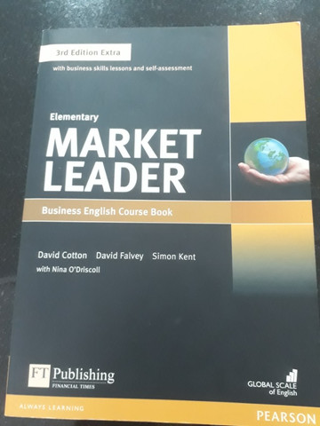 Elementary Market Leader Business English Course Book