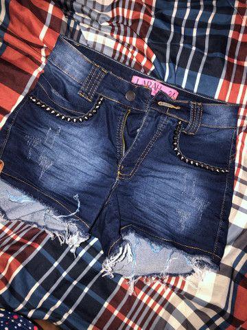 Short Jeans 34  - Foto 2