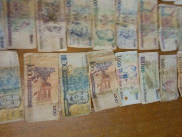 Notas de dinheiro antigas - Foto 3