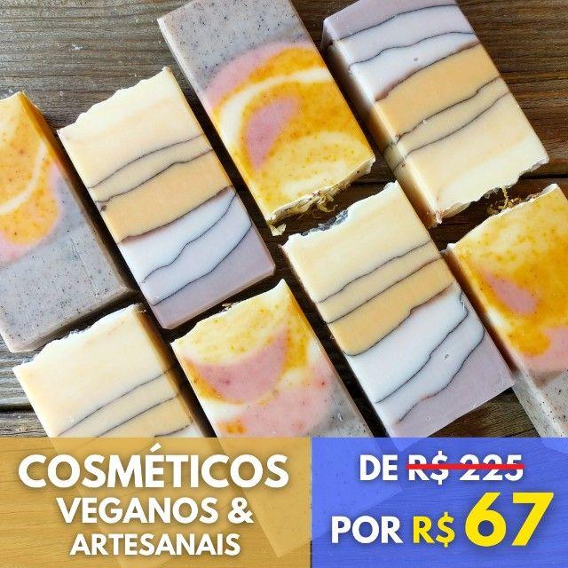 Curso cosmético artesanal - Foto 6