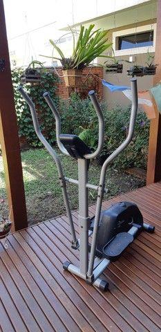 Eliptico, maquina de exercicios, Marca Caloi Transport - Foto 2