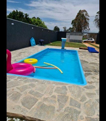 Piscinas Fibra de Vidro 7metros - Foto 2