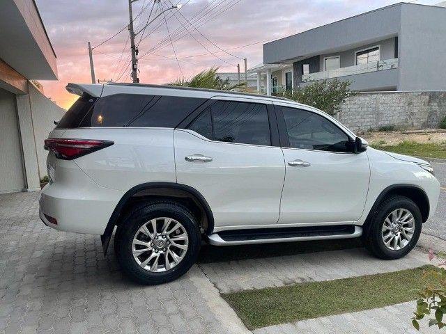 Toyota SW4 SRX 0KM 7 Lugares 2021 Pago Diesel - Foto 4