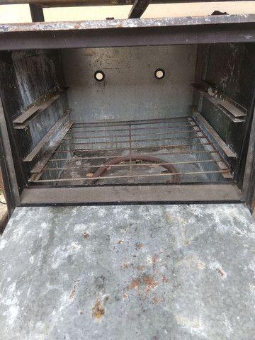Fogão industrial 6 bocas com forno  - Foto 4