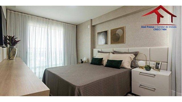 Apartamento com 3 dormitórios à venda, 112 m² por R$ 753.000,00 - Guararapes - Fortaleza/C - Foto 6