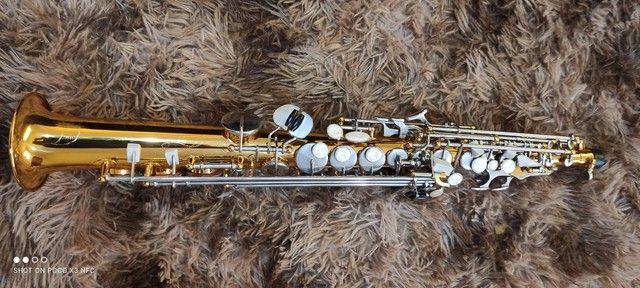 Saxofone Soprano Jahnke - Foto 6