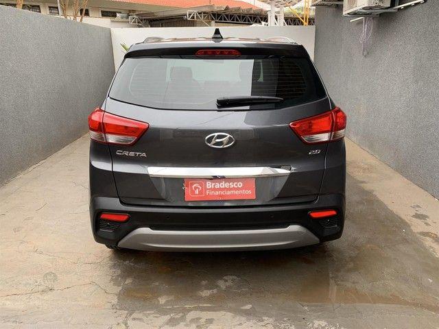 Hyundai Creta CRETA 2.0 PRESTIGE (AUT) FLEX AUTOMÁTICO - Foto 4