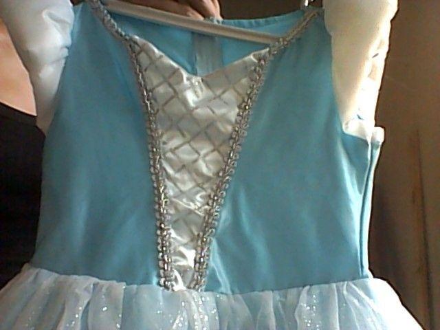 Vestido Cinderela - 3 a 5 anos - Foto 3