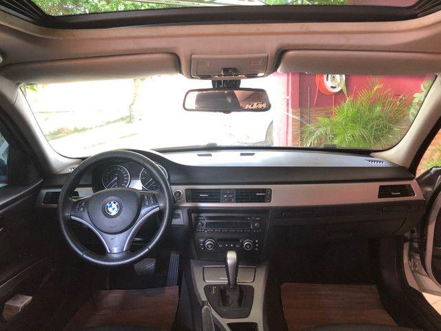 VENDE-SE BMW 320i 2008 PERFEITA! - Foto 5