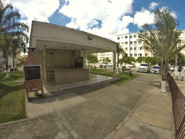 Apartamento novo 2/4 no Antares - Foto 4