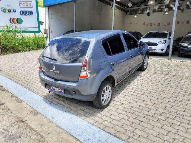 Renault Sandero 1.0 2014  - Foto 4