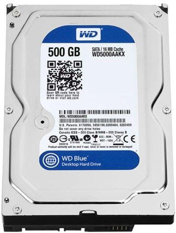 HD Interno Western Digital - 500GB