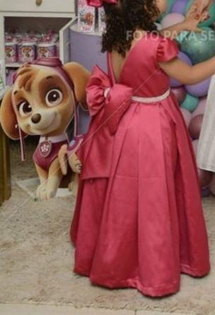 Vestido rosa - Foto 2