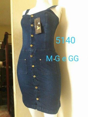 Macacão jeans - Foto 4